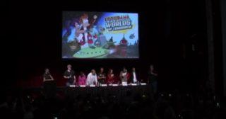 El elenco de Futurama interpreta un episodio en directo