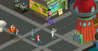 Fecha de salida de Futurama: Worlds of Tomorrow