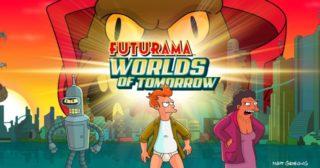 Primer evento en Futurama: Mundos del Mañana - Episodio 1: ¡Lrrr ataca de nuevo!