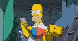 """Termina la temporada 29 de Los Simpson en Norteamérica con """"Flanders' Ladder"""" (29x21)"""