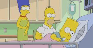 La temporada 30 de Los Simpson da comienzo hoy en España con «Bart's Not Dead»