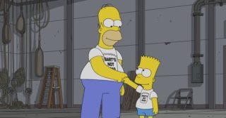 Los Simpson, nominada al mejor guión de animación en los premios WGA 2019