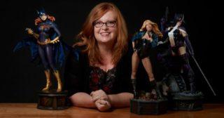 Gail Simone asiste este fin de semana a la Heroes Comic Con València