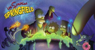 Nuevo evento en Los Simpson: Springfield - Halloween 2017