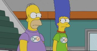 Estreno de Los Simpson en Norteamérica: Baby You Can't Drive My Car (30x05)