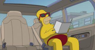 Estreno de Los Simpson en España: «Baby You Can't Drive My Car» (30x05)