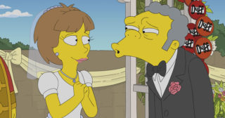 Estreno de Los Simpson en Norteamérica: From Russia Without Love (30x06)