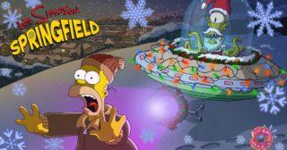 Nuevo evento en Los Simpson: Springfield - Navidad 2017