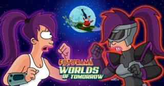 Nuevo evento en Futurama: Mundos del Mañana - An Xmas Xarol
