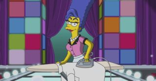 Estreno de Los Simpson en Norteamérica: Werking Mom (30x07)