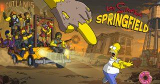 Nuevo evento en Los Simpson: Springfield - Bart Royale