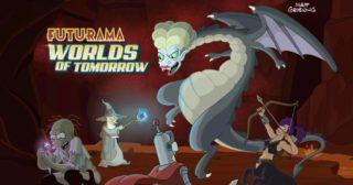 Nuevo evento en Futurama: Mundos del Mañana - Cornwood Ascending