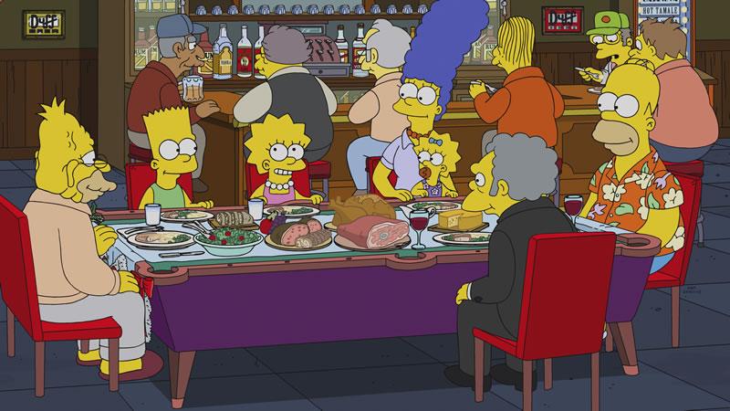 Los Simpson - 'Tis The 30th Season