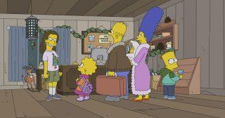 Estreno de Los Simpson en España: «'Tis The 30th Season» (30x10)