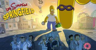 Nuevo evento en Los Simpson: Springfield - Trabajillos en Springfield