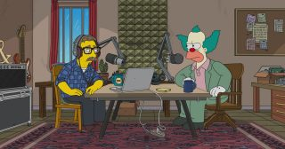 Estreno de Los Simpson en España: «The Clown Stays In The Picture» (30x14)