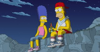 Los estrenos de la temporada 30 de Los Simpson se reanudan este domingo en Neox