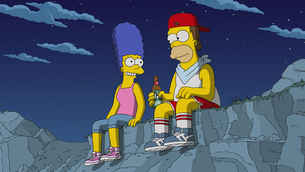 Los Simpson - Temporada 30 - The Clown Stays In The Picture