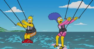 Estreno de Los Simpson en Norteamérica: I Want You (She's So Heavy) (30x16)