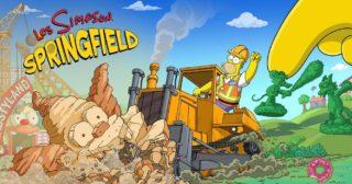 Nuevo evento en Los Simpson: Springfield - Rascapiquilandia