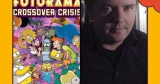 Ian Boothby, guionista de Bongo Comics, asistirá a la próxima Heroes Comic Con Madrid