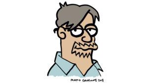 Entrevista a Matt Groening en 'El Mundo'