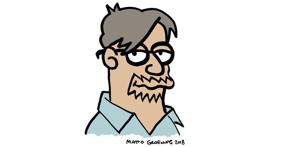 Entrevista a Matt Groening en El Mundo