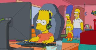 Estreno de Los Simpson en España: «E My Sports» (30x17)