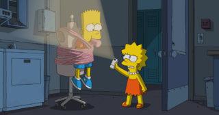 Bart Contra Pica Y Rasca