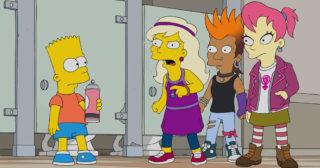 Estreno de Los Simpson en España: «Bart Vs. Itchy & Scratchy» (30x18)