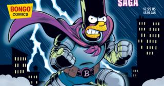 Bongo Comics de agosto de 2018