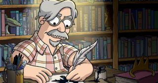 Entrevista a Matt Groening en Hollywood Reporter