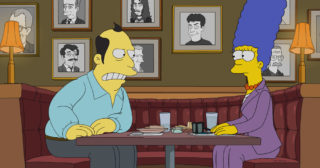 Estreno de Los Simpson en Norteamérica: I'm Just a Girl Who Can't Say D'oh (30x20)
