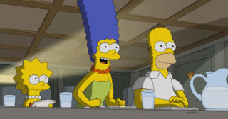 Estreno de Los Simpson en España: «I'm Just a Girl Who Can't Say D'oh» (30x20)