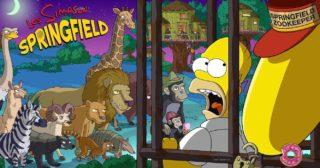Nuevo evento en Los Simpson: Springfield - Arca de Moe