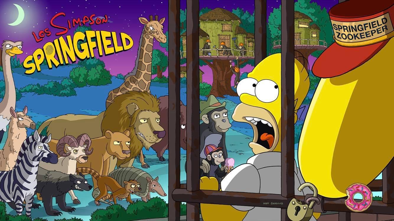 Los Simpson: Springfield - El Arca de Moe