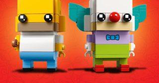 LEGO y Funko preparan nuevos lanzamientos de Los Simpson