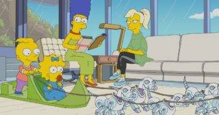 Estreno de Los Simpson en Norteamérica: «The Incredible Lightness Of Being A Baby» (31x18)