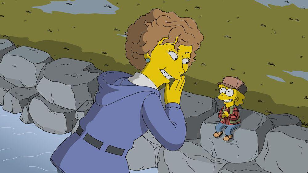 """Imagenes promocional de la temporada 30 de Los Simpson: """"D'oh Canada"""""""