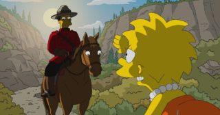 Estreno de Los Simpson en España: «D'oh Canada» (30x21)