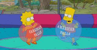 Estreno de Los Simpson en Norteamérica: D'oh Canada (30x21)