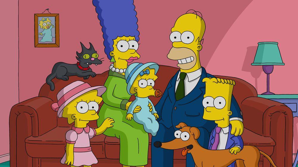 """Imagen promocional de la temporada 30 de Los Simpson: """"Woo-hoo Dunnit?"""""""