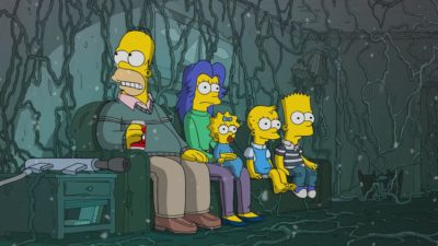 La Casa-Árbol Del Terror XXX