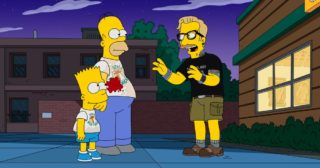 Comienza la temporada 31 de Los Simpson en EE.UU. con The Winter Of Our Monetized Content