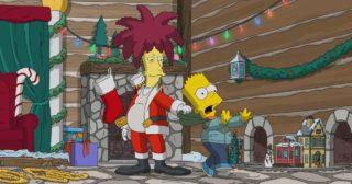 Estreno de Los Simpson en Norteamérica: «Bobby, It's Cold Outside» (31x10)