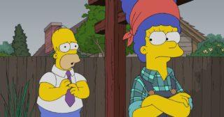 Marge La Leñadora