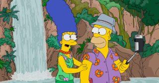 Los Simpson, nominada al mejor guión de animación en los premios WGA 2020