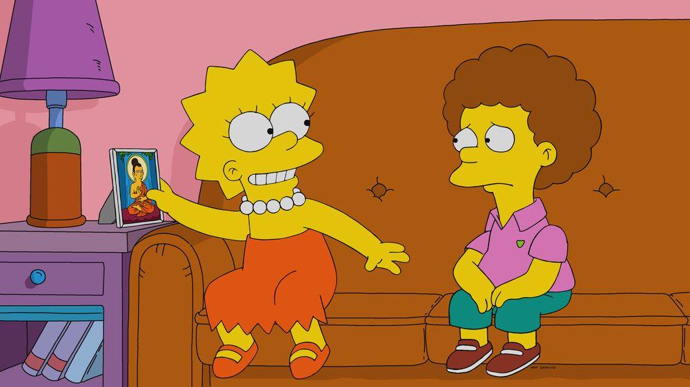 Los Simpson - Temporada 31 - Todd, Todd, ¿Por Qué Me Has Abandonado?