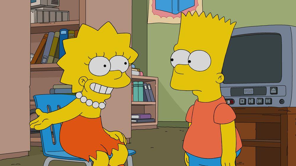 """Los Simpson - Temporada 31 - """"Enseña Los Dientes"""""""