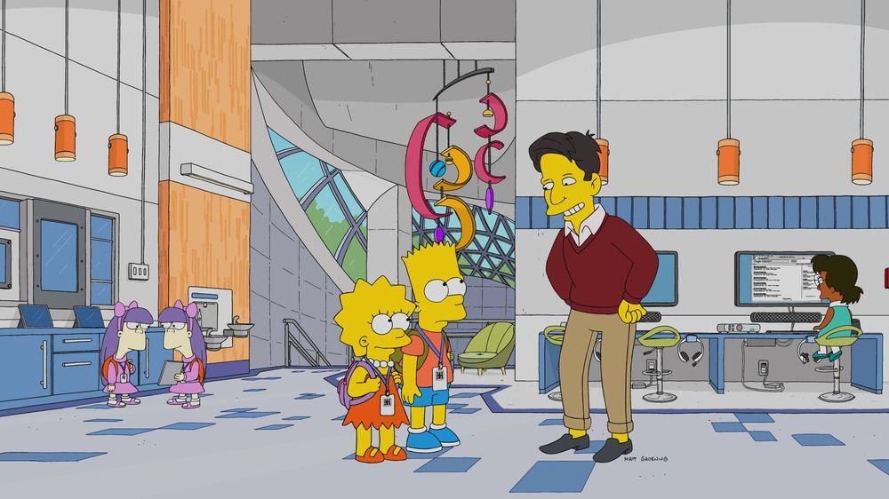 """Los Simpson - Temporada 31 - """"La Educación Errónea De Lisa Simpson"""""""